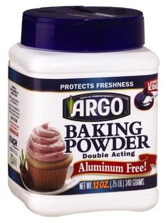 Argo Baking Powder, 12-Ounce Boxes (Pack of 12) *** More info could be found at the image url.