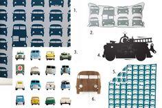 Ideeën voor een nieuwe kinderkamer en babykamer - Flinders - Design voor ieder interieur