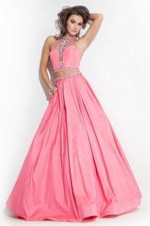 Rachel Allan Prom Dress 7195 - Everything4pageants.com
