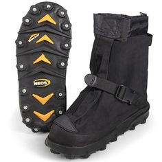 The Best Overshoe - These overshoes offered the best fit and slip resistance in tests conducted by the Hammacher Schlemmer Institute. They were found to be the easiest to put on and remove by panelists wearing both casual and dress shoes. -  Hammacher Schlemmer