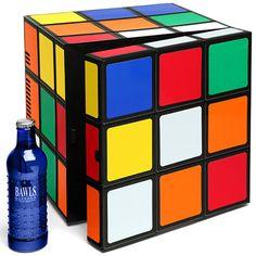Rubiks Cube Mini Fridge | Housewarming Gifts For Men | Housewarming Gift Ideas