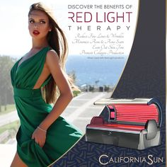 Discover the benefits of Red Light Therapy. Reduce fine lines and wrinkles, minimize acne and acne scars, even out skin tone, and promote collagen production when used with Red Light products.