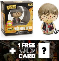 Daryl Dixon (Bloody Chaser): Funko Dorbz x Walking Dead Mini Vinyl Figure  1 FREE Official Walking  @ niftywarehouse.com #NiftyWarehouse #WalkingDead #Zombie #Zombies #TV