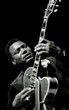 Increible George benson !!