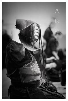 剣道 の 八 段 範 士 by Ooi Ooi, via 500px