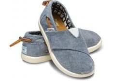 stuff, style, kid shoes, boat shoes, summer shoes, babi, little boys, chambray, tini tom