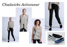 """Chadwicks Activewear"" by thehousewife on Polyvore"