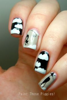 Cats in the Clouds Mani
