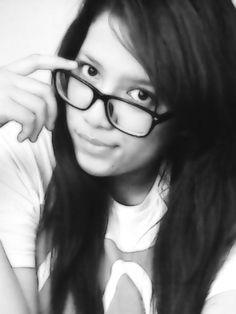 Black and white photo session :) @Devie Fauziah