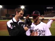 Cincinnati Bearcats Baseball Team Post Game Shenanigans!!! [FUNNY] - YouTube