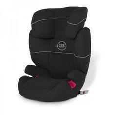 Детское автокресло Автокресло Cybex Free-Fix Pure Black  — 8590р.  Автокресло Автокресло Cybex Free-Fix Pure Black