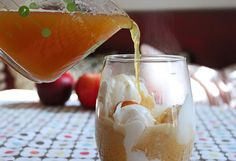 inspired by FOLK: apple cider floats | FOLK | Live Authentic