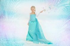 Frozen photo shoot ideas