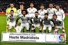 Equipos de fútbol: REAL MADRID contra Sevilla 04/01/2017