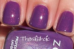 Cute purple but would like it without sparkles.