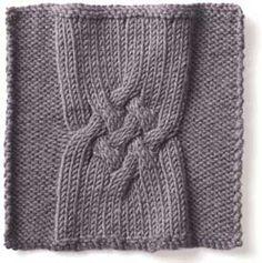 Stitch Gallery - Crossroads | Yarnspirations