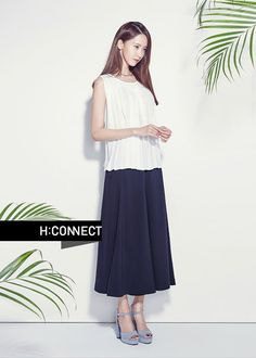 SNSD's YoonA and more of delightful pictures for 'H:Connect'