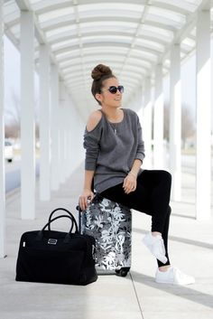 9464eee8e74b0 Travel style never looked so good. Shop carry-ons and hardside luggage. Vera  · Vera Bradley Travel BagSpring ...