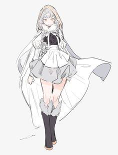 Female Character Design, Character Design Inspiration, Character Concept, Character Art, Concept Art, Fantasy Characters, Anime Characters, Female Characters, Pretty Art