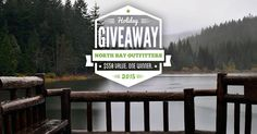 North Bay Outfitters Holiday Giveaway Holiday Fun, Giveaway, Fishing, Cottage, Camping, Gardening, Vacation, Live, Board