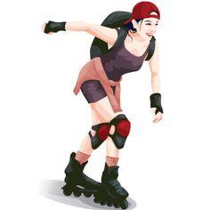 http://www.vectorizados.com/vector/13258_patinaje-sobre-ruedas/