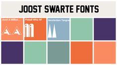 joost swarte fonts - Best Fonts