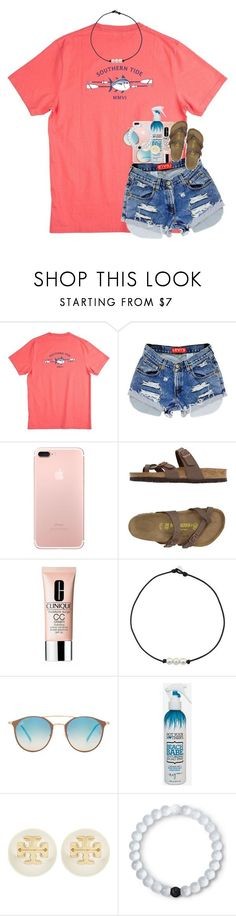 ||  none of it was ever worth the risk || by ellaswiftie13 on Polyvore featuring Southern Tide, Birkenstock, Clinique, Ray-Ban, Not Your Mothers, Tory Burch and Lokai