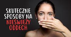 Skuteczne sposoby na nieświeży oddech - DomPelenPomyslow.pl Life Hacks, Movies, Movie Posters, Films, Film Poster, Cinema, Movie, Film, Movie Quotes