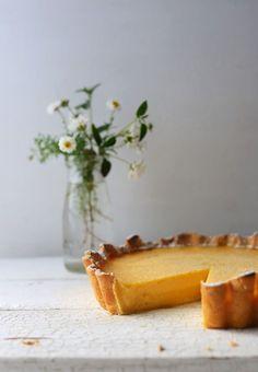 the ultimate lemon tart – Stuck in the kitchen
