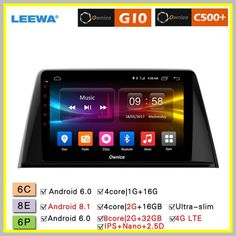 """Top LEEWA 9"""" 2.5D Nano IPS Screen Android 8.1 Octa Core/DDR3 2G/32G/4G LTE Car Media Player For Peugeot 308 2013-2016 2020 Cheap Car Audio, Peugeot, Core, Android, App, Apps"""