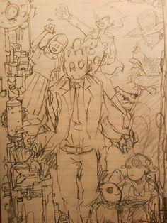 Eve Music, Character Art, Character Design, The Illusionist, Anime Neko, Anime Sketch, Japanese Artists, Manga, Pretty Art