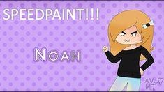 Speed Paint - Noah (Mashieru Toredo)