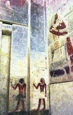 MetMuseum -Tomb of Perneb, False Door by Lanterna,