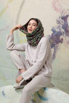Turtle Neck, Sweaters, Crochet, Fashion, Snood, Scale Model, Breien, Moda, Fashion Styles