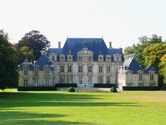 Château de la Rivière-Bourdet -- Normandie