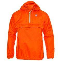 K-Way Leon in orange.