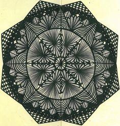 Shannon Green - Mandala Doodle