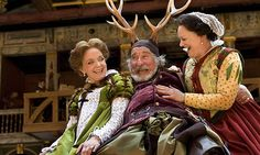 Merry Wives of Windsor at Shakespeare's Globe 2008