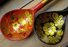 "russian decorative painting ""khokhloma"""