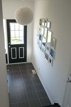 Paint It Black - What a Difference a Door Color Makes by Stephanie White