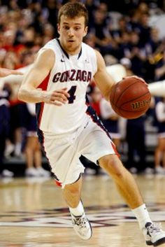 Kevin Pangos - Gonzaga Bulldogs   Such an awesome player.