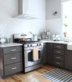 New painted kitchen cabinet ideas before and after ikea about cabinets pinterest