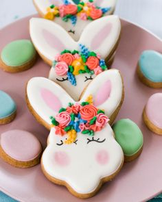 Cookies Cupcake, Crown Cookies, Flower Cookies, Easter Cookies, Yummy Cookies, Christmas Cookies, Cupcakes, Sugar Cookies, Cake Decorating Designs