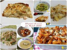 10 primi di #carne per #Natale 2014 #ricette facili il #chiccodimais #christmas #xmas #italian #recipes #lasagne #pasta #italy http://blog.giallozafferano.it/ilchiccodimais/10-primi-di-carne-per-natale-2014-ricette-facili/
