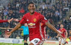 Marcus Rashford's late winner against Hull was reminiscent of past dramatic United wins...