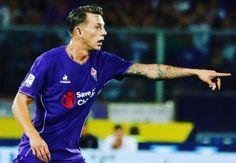 Omaggiamo la rinascita della ACF Fiorentina e del suo talento Federico Bernardeschi. Auguri a tutto il popolo viola.   #Fiorentina #bernardesch