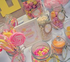 For Dakota Lemonade Stand Birthday Party - Kara's Party Ideas - The Place for All Things Party Outdoor Birthday, Birthday Fun, First Birthday Parties, Birthday Party Themes, First Birthdays, Birthday Ideas, 14th Birthday, Ideas Decoracion Cumpleaños, Pink Lemonade Party