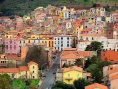 Bosa. Sardegna.