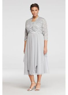 Plus Size Mother of the Bride & Mother of the Groom Dresses
