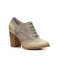 Restricted Traffic Bootie in tan